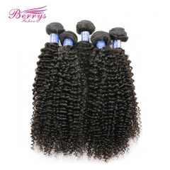 Kinky Curly Hair 5pcs/lot 100% Unprocessed Virgin Indian Hair 10-28 Mix Inch