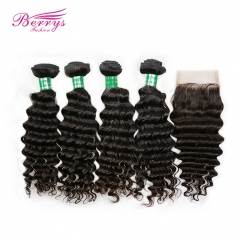 Berrys Fashion Hair Brazilian Deep Wave/Curly