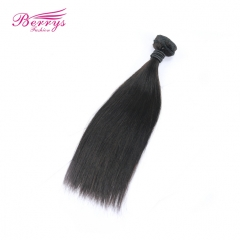 7A Grade 1pc Virgin Unprocessed Peruvian Straight Human Hair Good Quality Beautiful Queen Hair Products