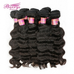Wholesale Peruvian Loose Wave Virgin Human Hair 10pcs/lot 10-28inch Natural Color Unprocessed Berrys Fashion Hair