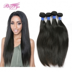 Soft Indian Straight Virgin Hair 4pcs/lot 100% Virgin Unprocessed Human Hair