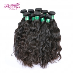 Natural Wave Wet And Wavy Virgin Hair Best Water Wave Virgin Hair 100% Unprocessed 10 PCS/LOT