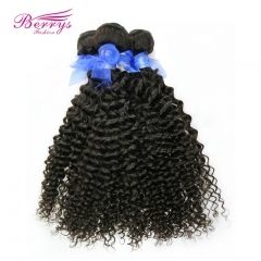 "Mongolian Kinky deep Curly Berrys human Hair Products , (12""-28"") 3Pcs/lot Hair Weaves top"