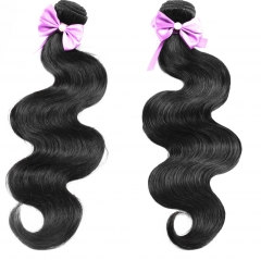 Top Quality Combodian Virgin Hair 2 Bundles/pcs Body Wave Unprocessed Virgin Human Hair