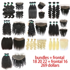 Sample Order Package for the Highest Quality Bundles Deals