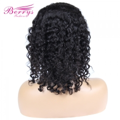 Berrys Fashion Hair 100% Virgin Hair 13*4 Transparent Lace Frontal Wig 150% Density Customized Lace Frontal Wigs